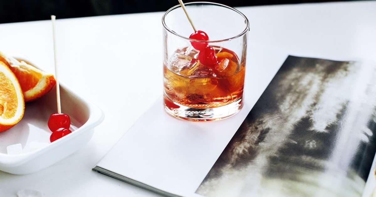 Old Fashioned Drinkki