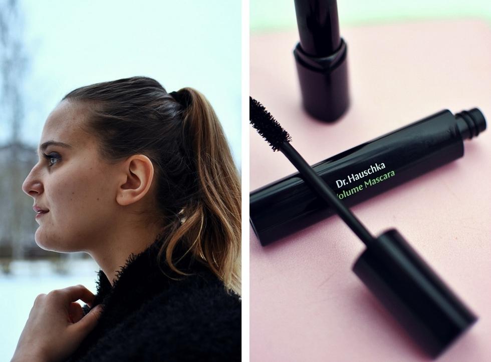 Uusia meikkausrutiineja: luonnollinen rajauskynä ja huulipuna
