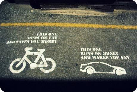 Pyöräkautta odotellessa