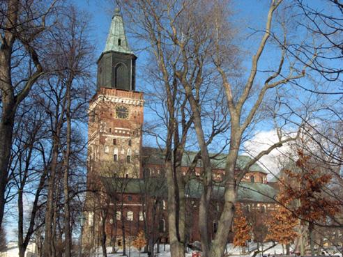 Turku Seinäjoki