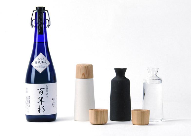 Some sake, please