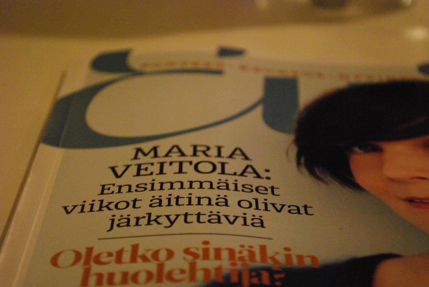 Word, Maria!