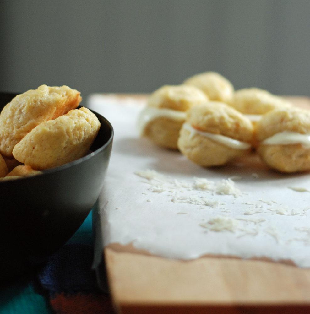 Parmesan-whoopiet