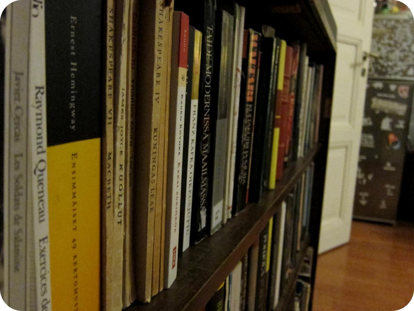 Kirjani, rakkaani, kyyhkyläiseni