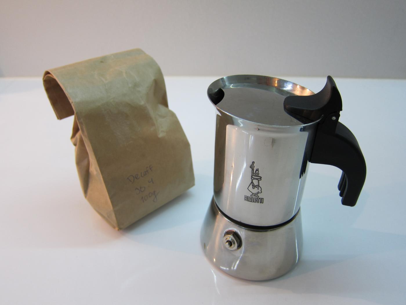 Espressokoneen (melkein) paluu osa 1/2