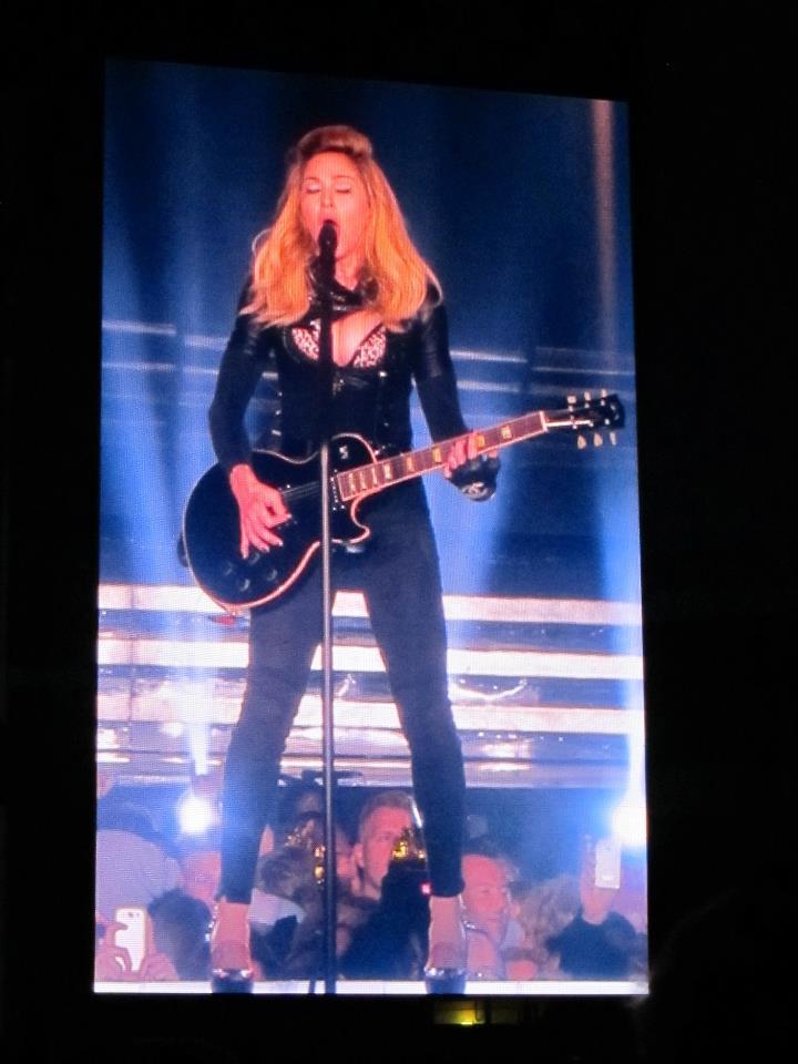 Madonna, mediavibat ja haaste