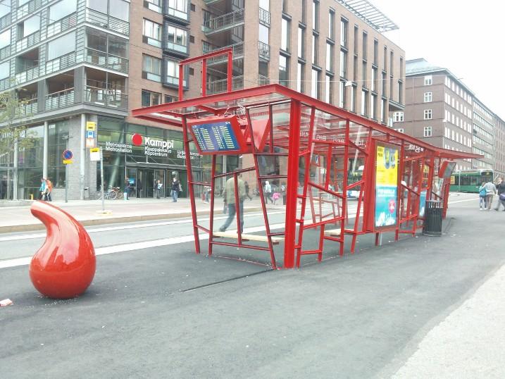 SE bussipysäkki