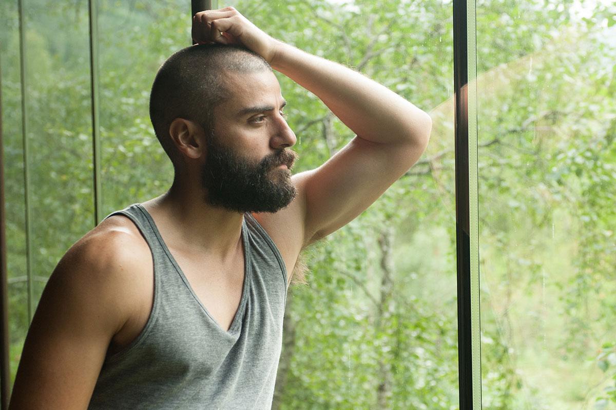 Oscar Isaac Ex-Machina