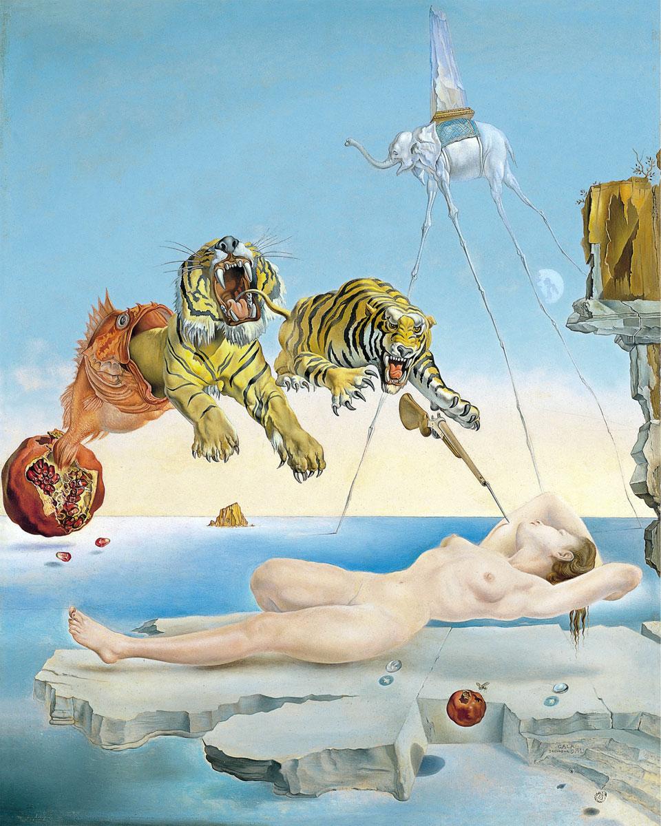 Sogno-causato-dal-volo-di-unape-intorno-a-una-melagrana-un-attimo-prima-del-risveglio-di-Salvador-Dalí.jpg