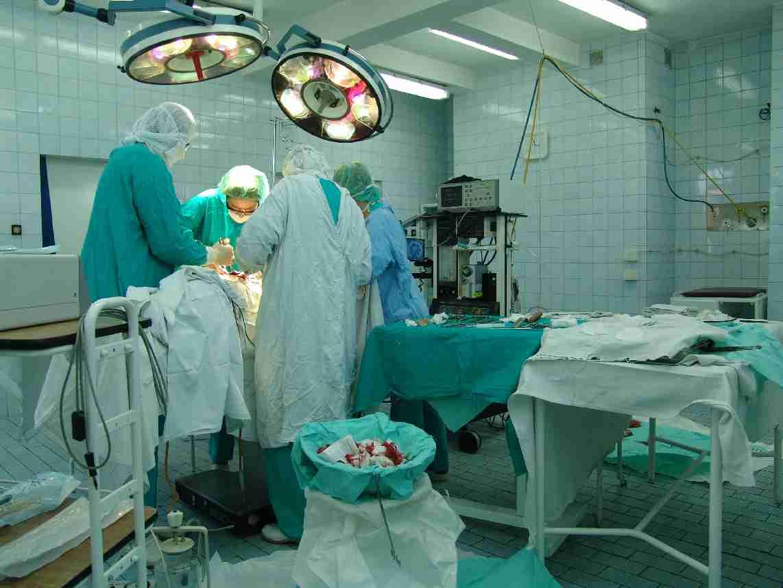 Uniapnealeikkauksen aattona