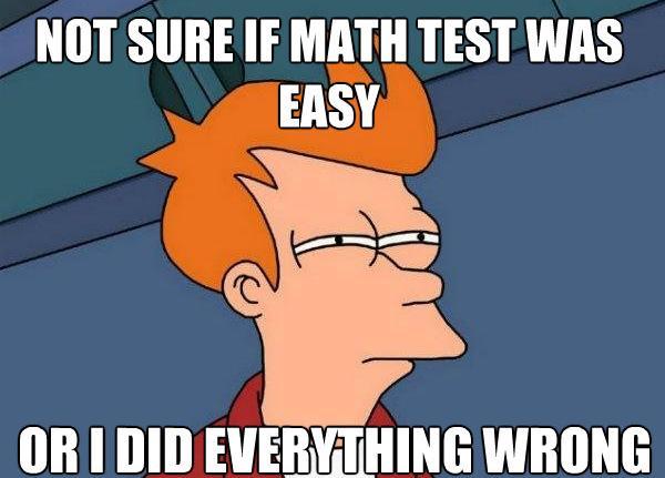 Rakastan matematiikkaa!