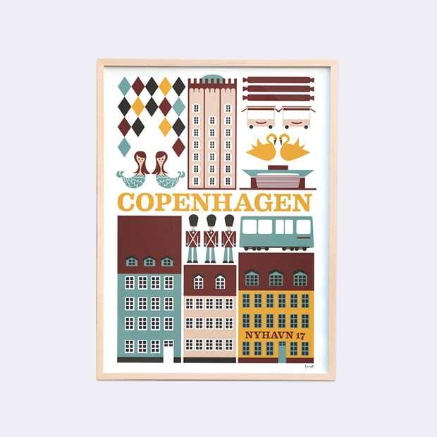 Muutan Kööpenhaminaan ja haen Ruotsin kansalaisuuden