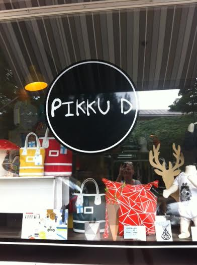 Uusi ihana kauppa Porvoossa -Pikku D