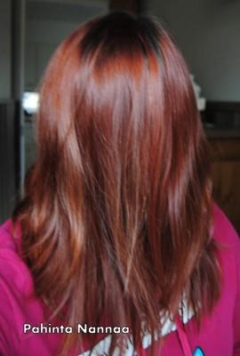 Hiukset kevätkuntoon