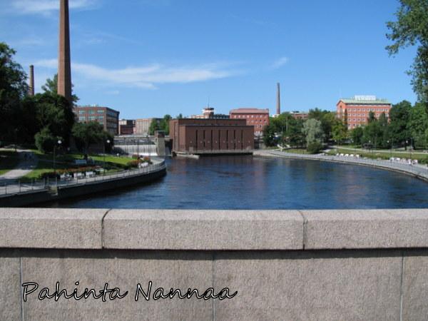 Tampere-rakkautta (+ blogitreffit?)