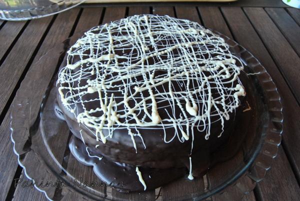 Suklaistakin suklaisempi suklaakakku