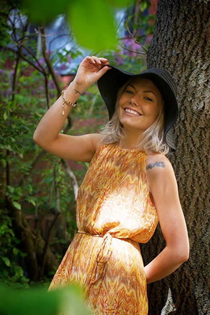 Yellowmood -blogin juttusarja Inspiroivat naiset – minä olen mukana!