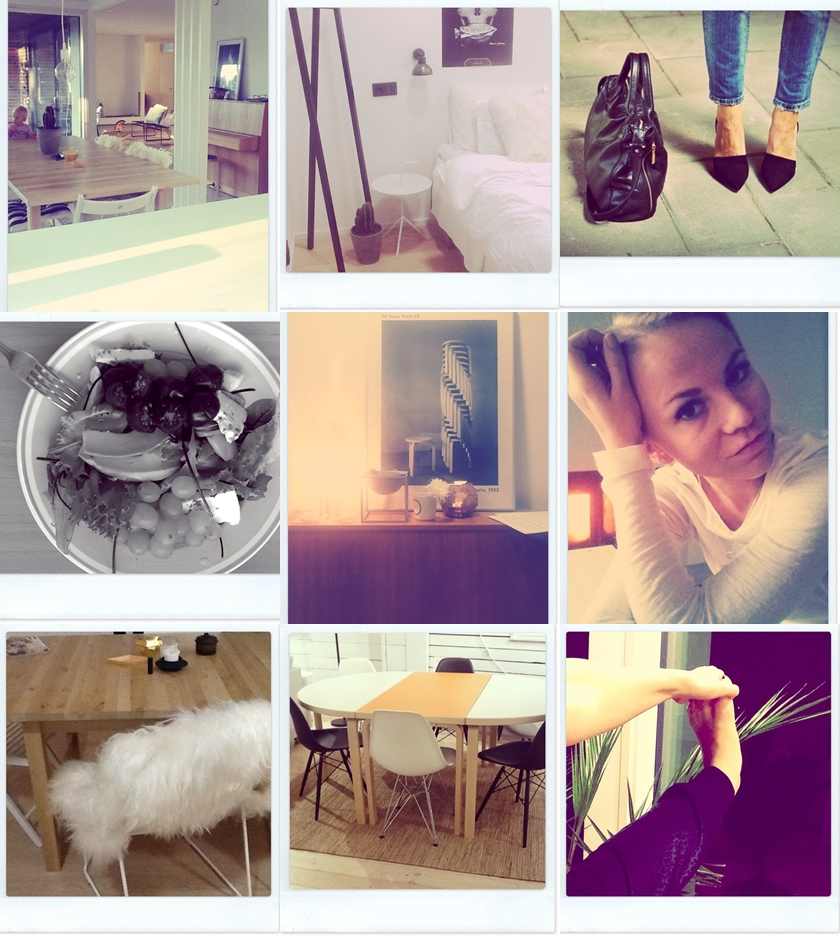 Instagram moments…