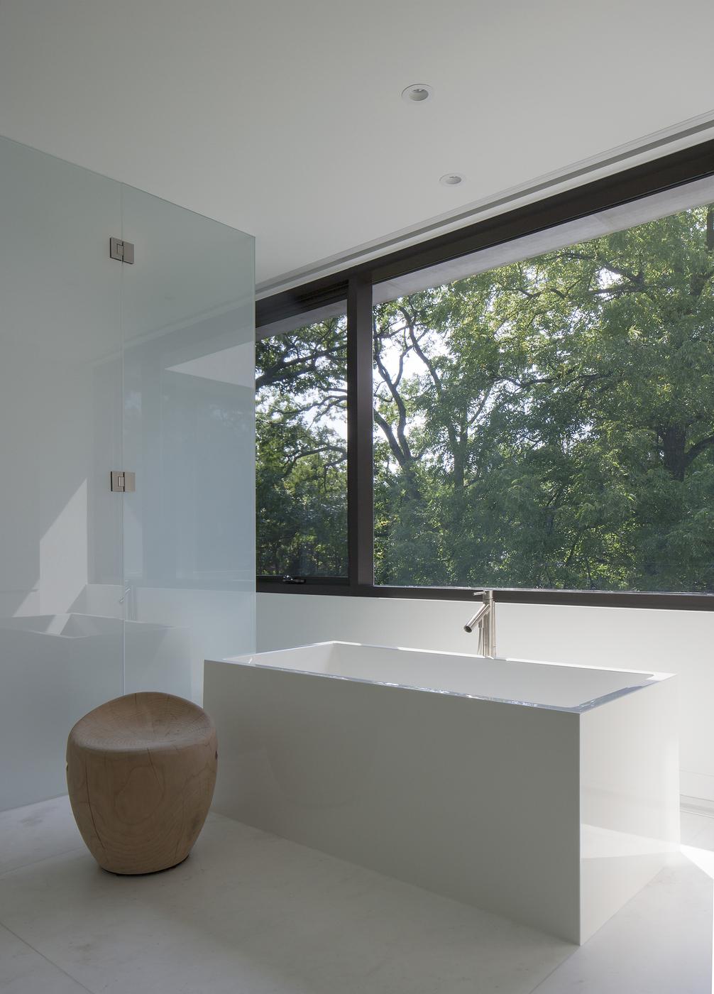 Kylpyhuoneen suunnittelua
