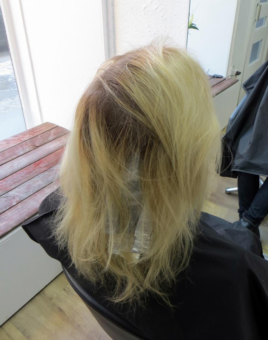 Uudet hiukset 3 - Mennään vaan.JPG