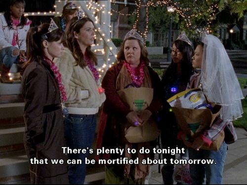 Gilmore Girls polttarit - Mennään vaan.jpg
