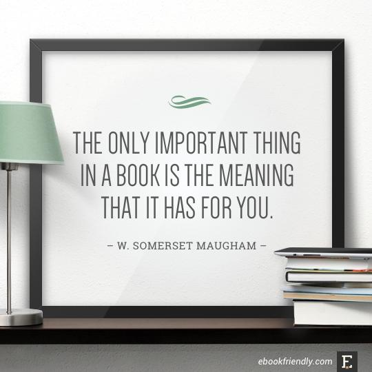 Mitä kirjat merkitsevät sinulle?