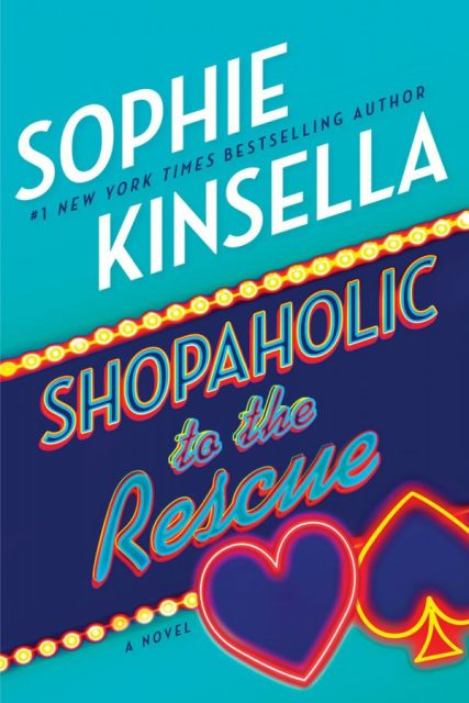 Shopaholic to the rescue jenkkikansi.jpg