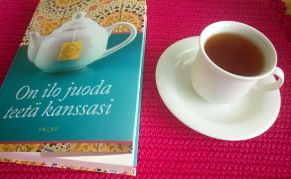 Mamen Sánchez: On ilo juoda teetä kanssasi