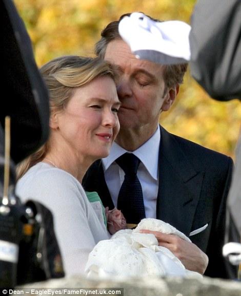 Bridget Jones and Mark Darcy christening scene Daily Mail.jpg