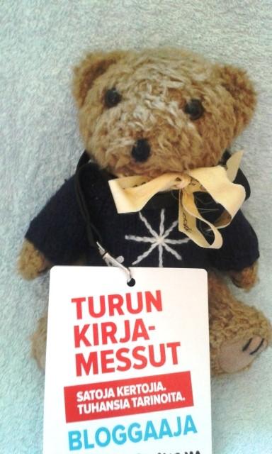 Turun kirjamessut 2017 alkavat ja kirjabloggaajaa jännittää – lue miksi!