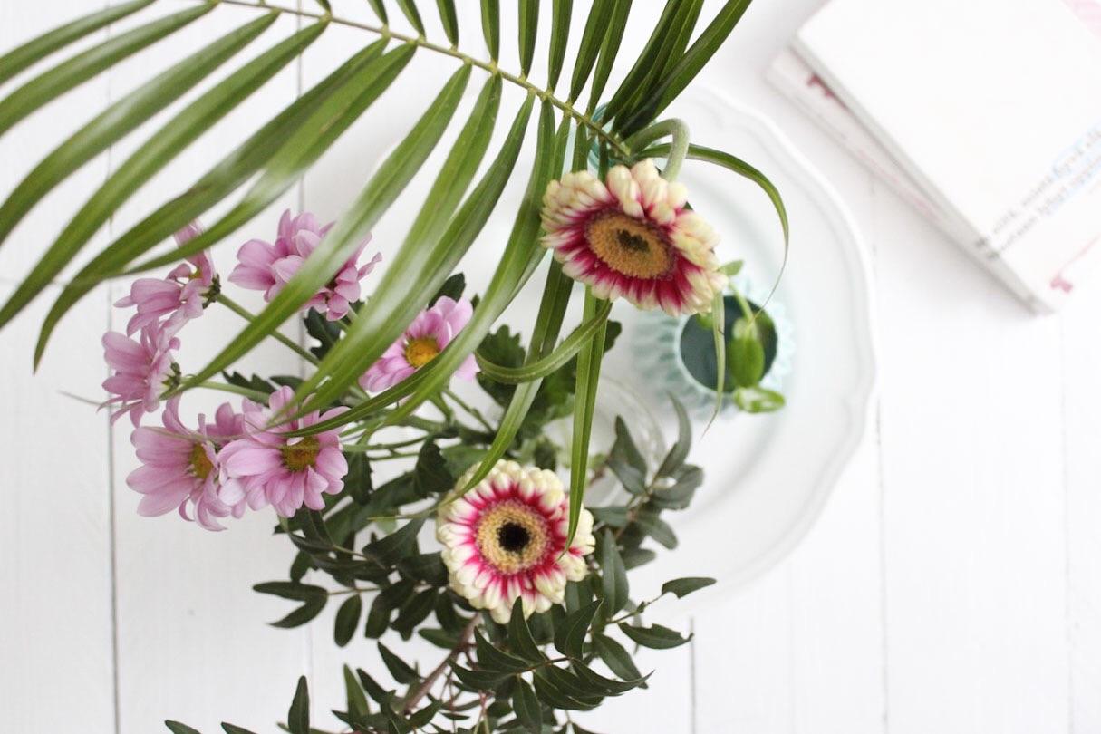 Nuukailuvinkki nro 1: kukat