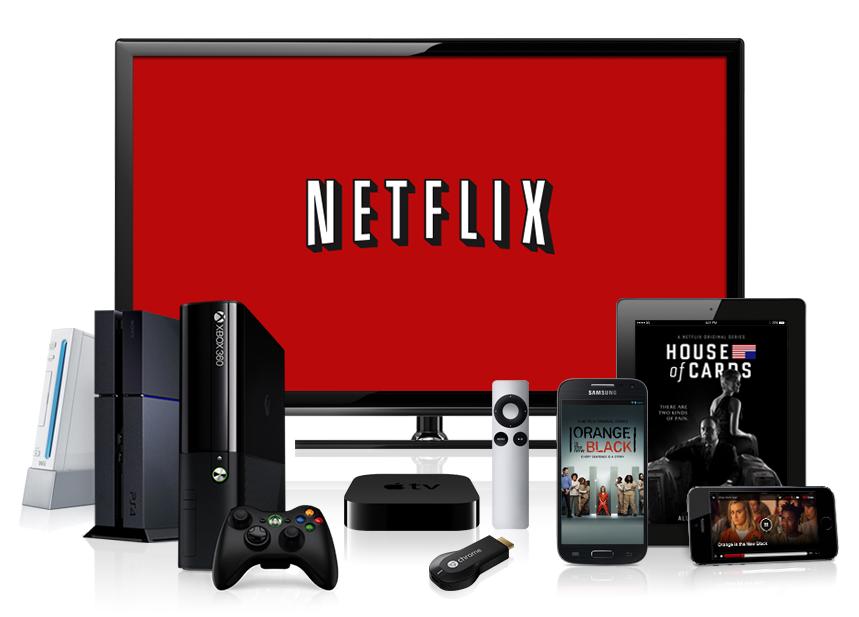 Voita Netflix puoleksi vuodeksi!