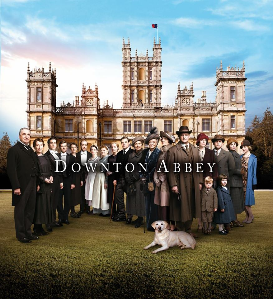 Downton Abbey kutsuu jälleen!