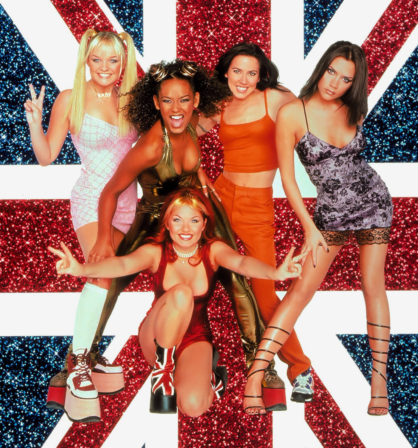 Spice World: Spice Girls -huumaa TV5:llä