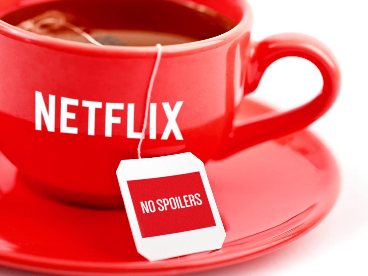 Netflix: uutuuksia ja kevään kuulumisia!