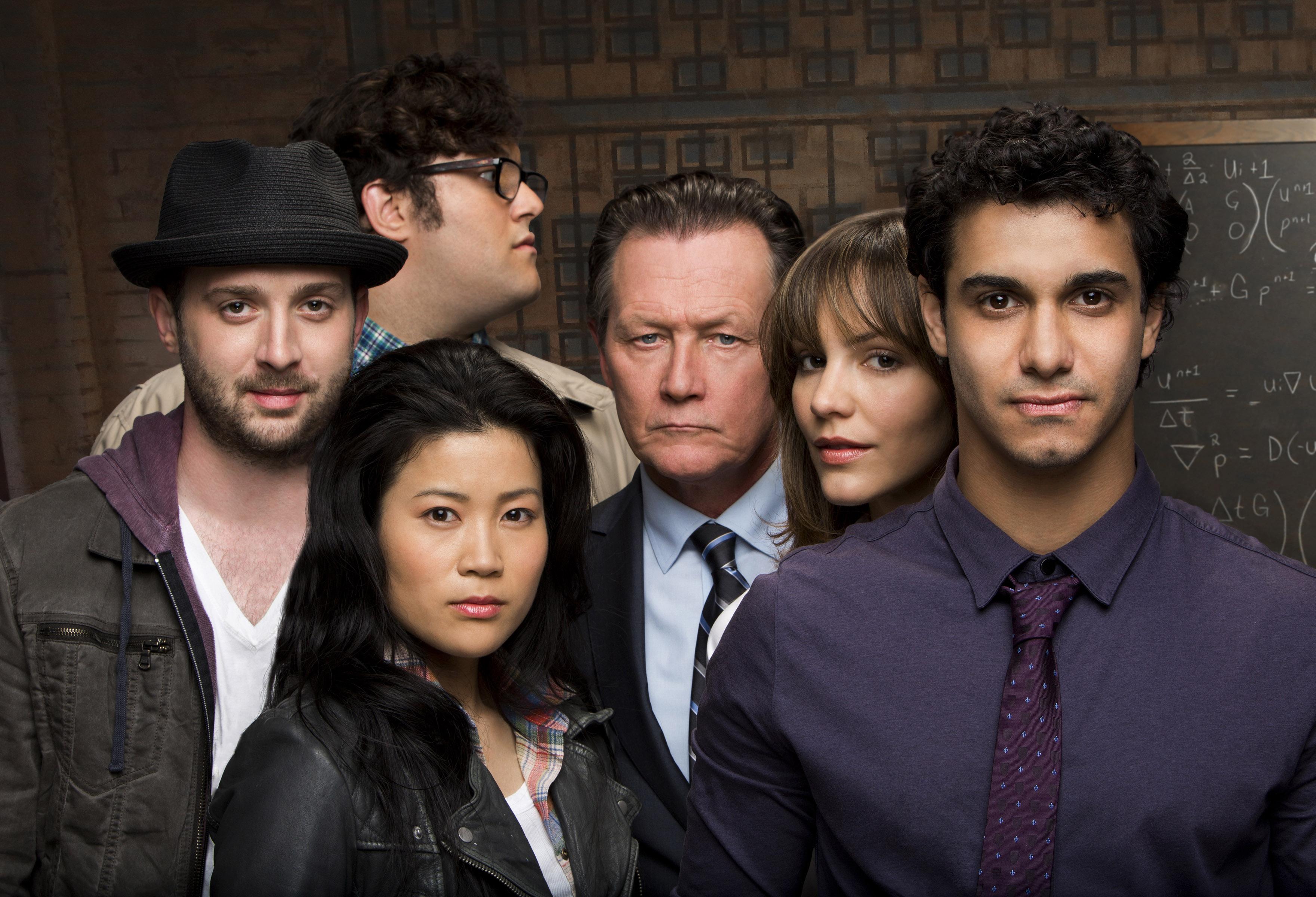 TV Mix -sarjauutuus: huippunerojen rikossarja Scorpion