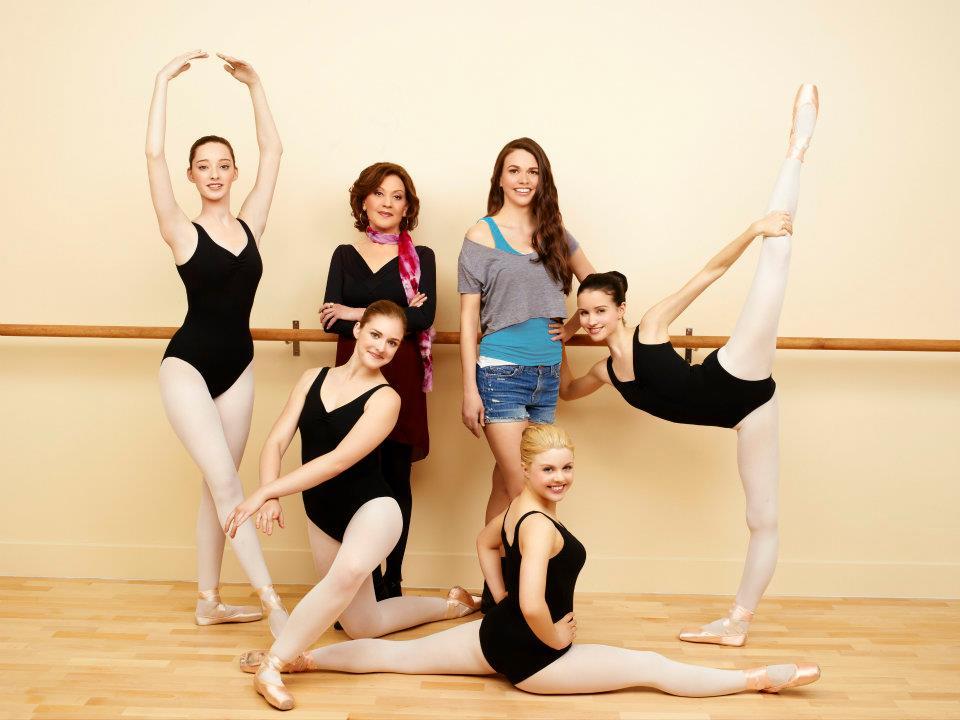Uusi sarja Gilmoren tyttöjen tekijältä: tanssillinen draamakomedia Bunheads alkaa Herolla!