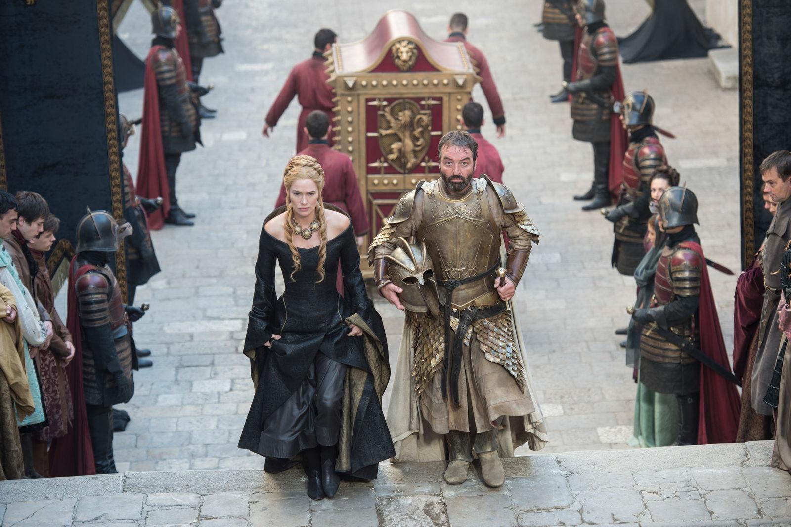 Game of Thrones: 5. kausi alkaa!