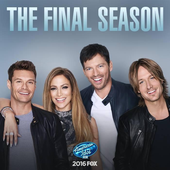 American Idol loppuu!