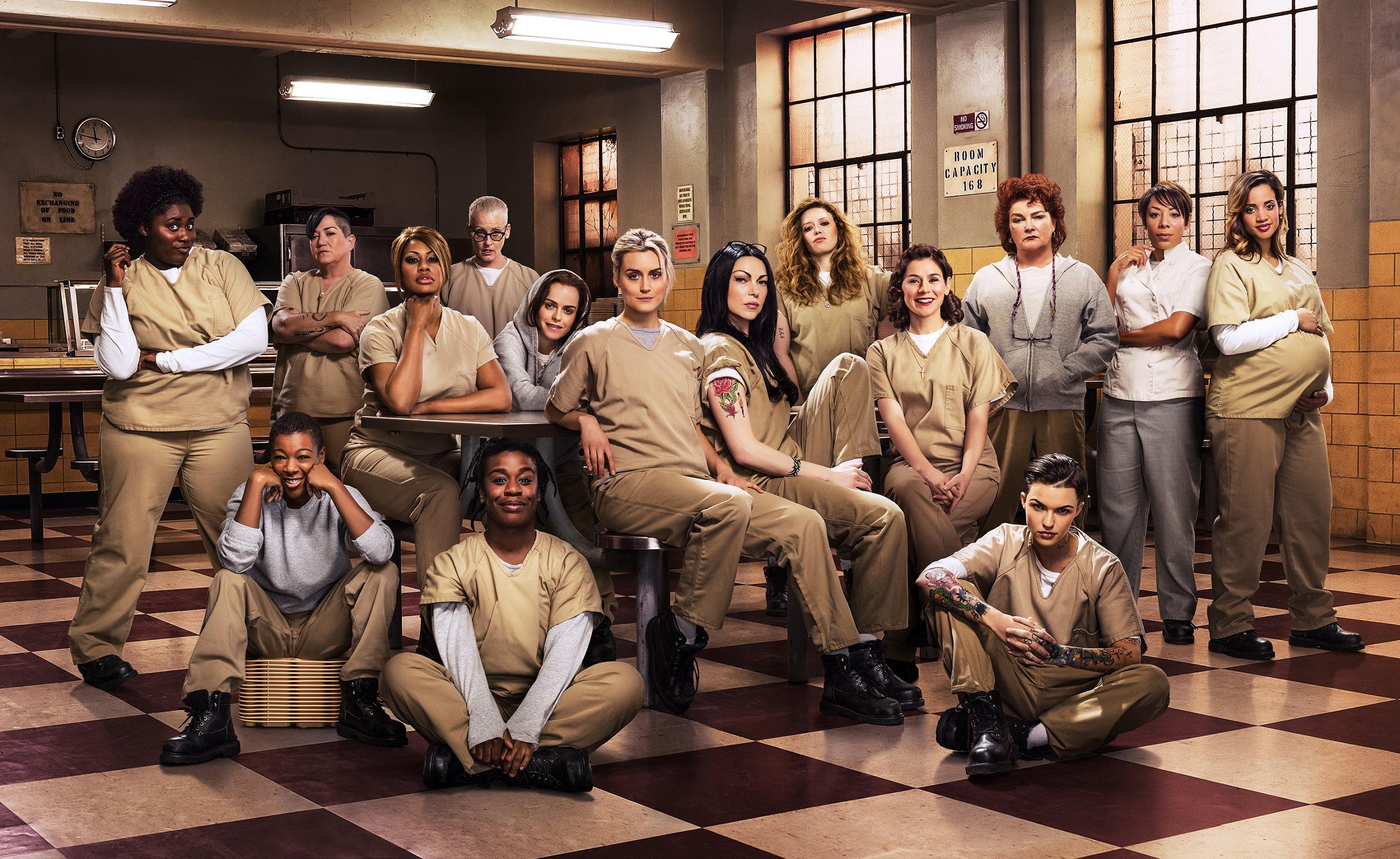 Vankilan ovet aukeavat jälleen: Orange Is the New Black 3. kausi alkaa!