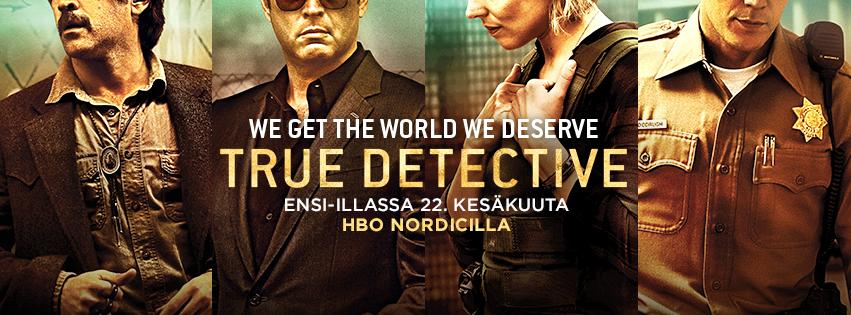 Synkkää rikosdraamaa: True Detectiven 2. kausi alkaa