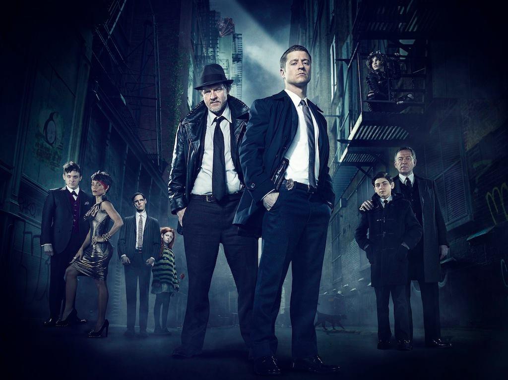 Synkkää sarjakuvahistoriaa: Gotham