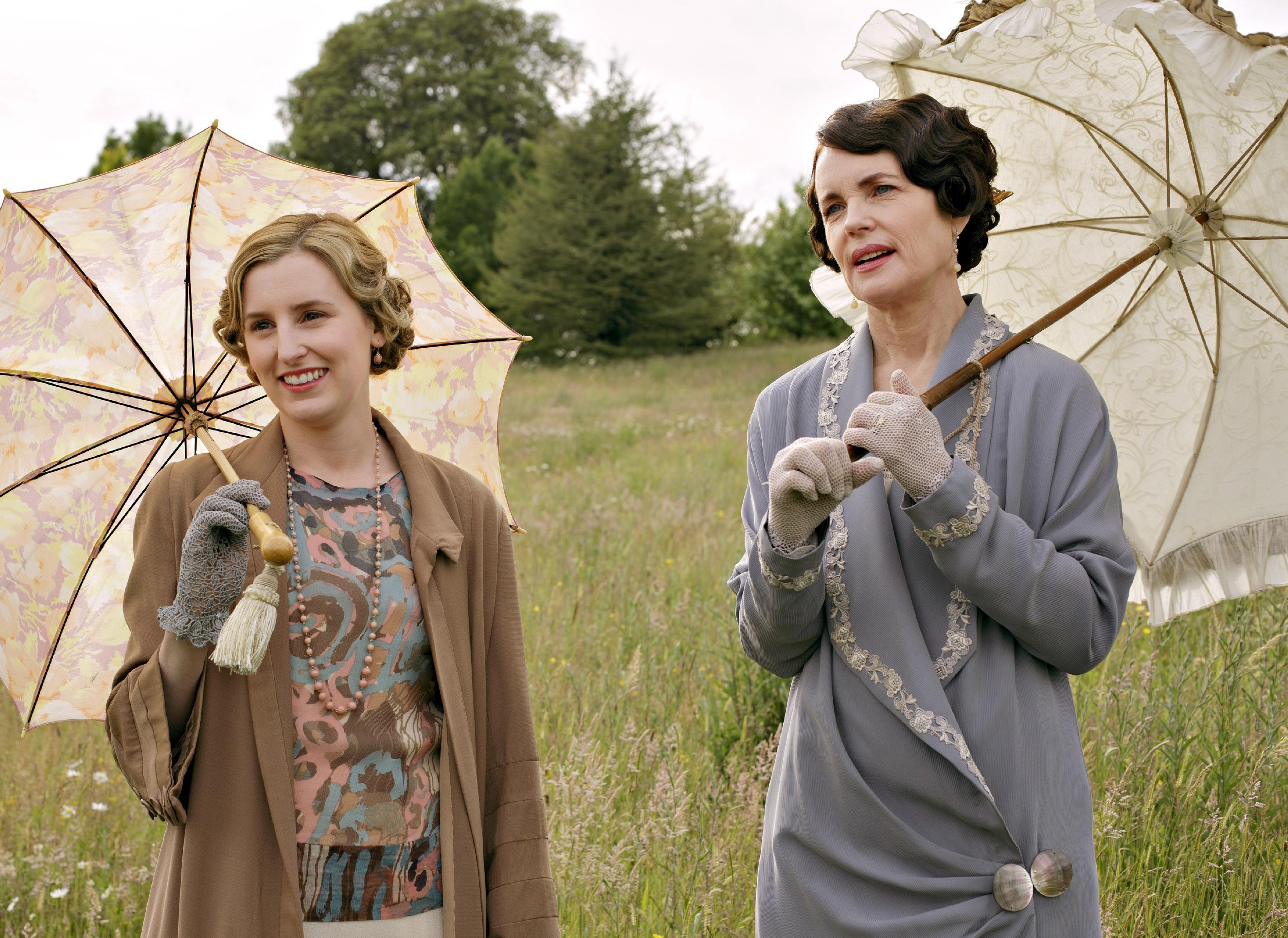 Downton Abbey: Viimeisiä viedään