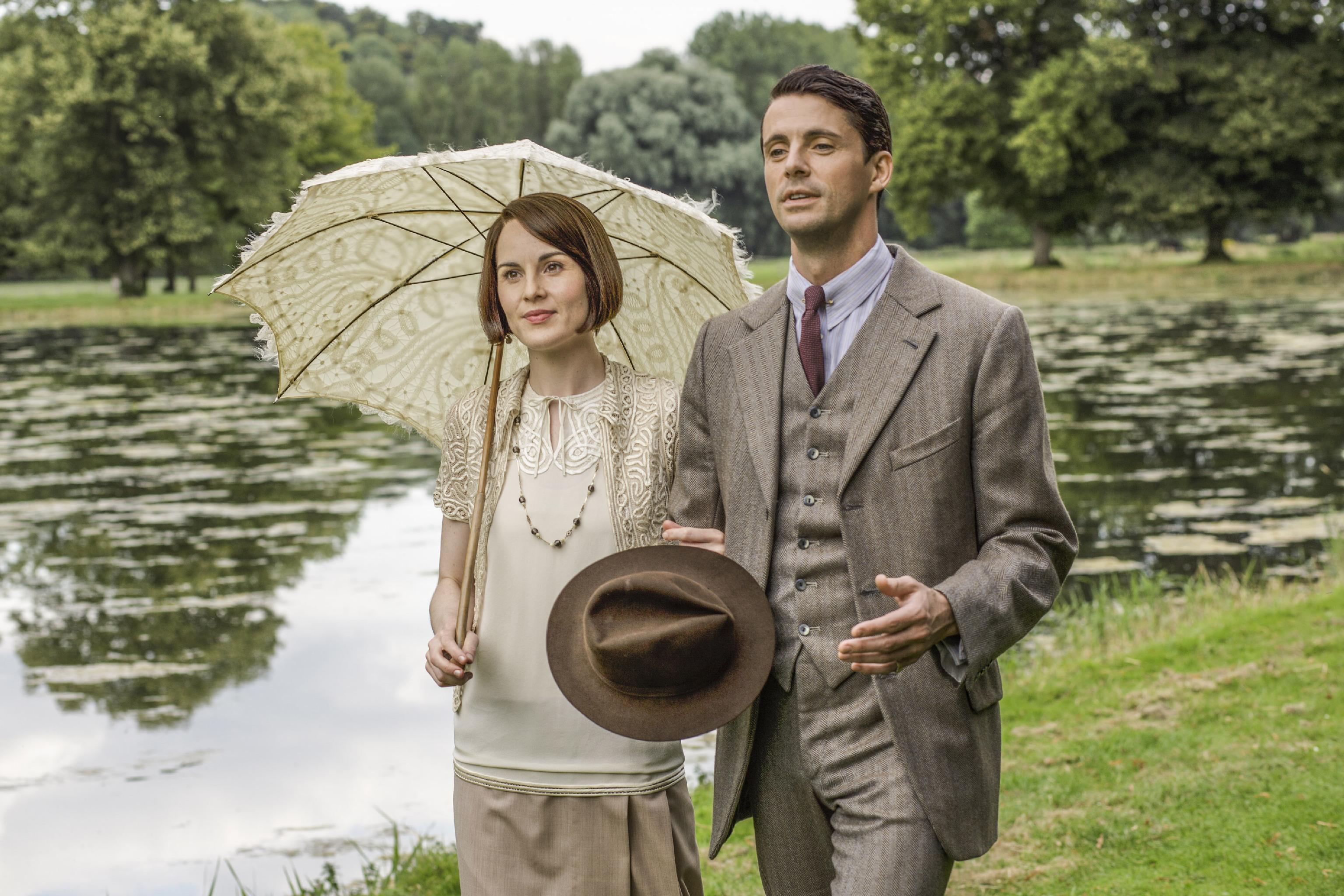 Downton Abbeyn viimeiset hetket tällä ja ensi viikolla