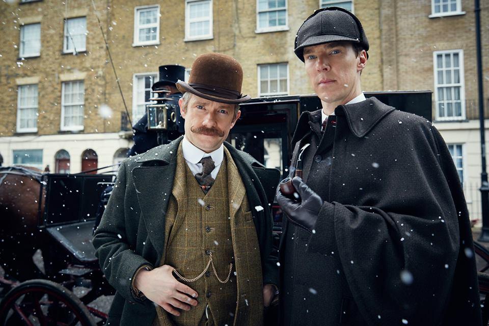 Viktoriaaninen Sherlock-erikoisjakso Ylellä