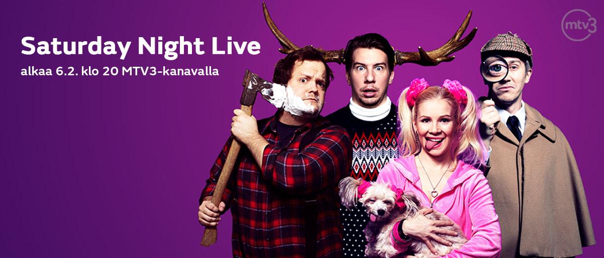 Saturday Night Live Suomi