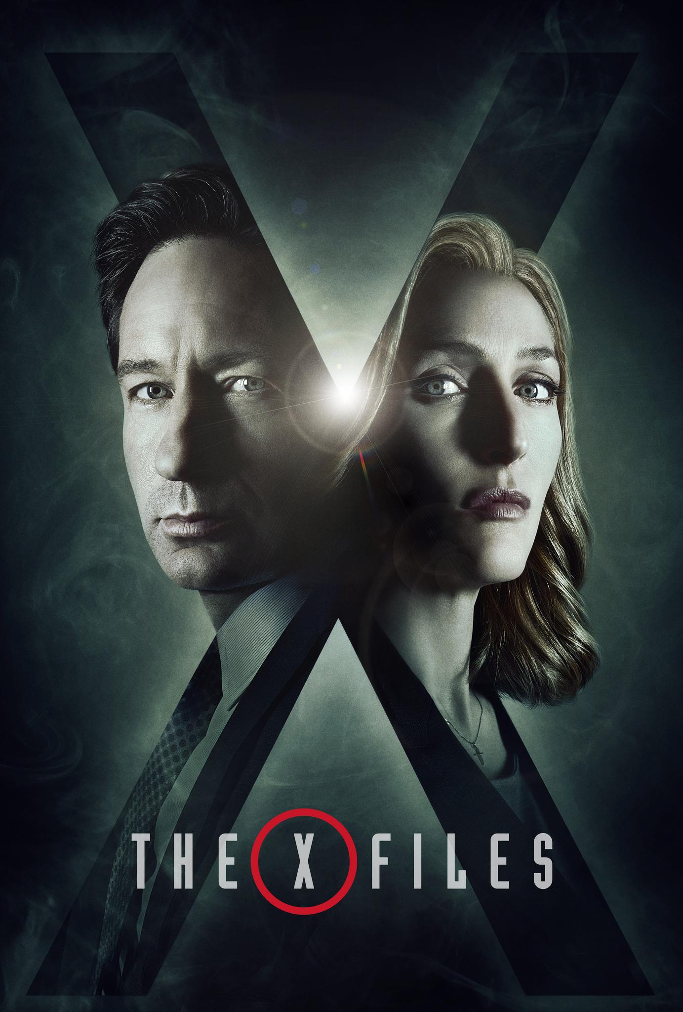 Tii-dii-dii-dii: The X-Files eli Salaiset kansiot aukeavat jälleen