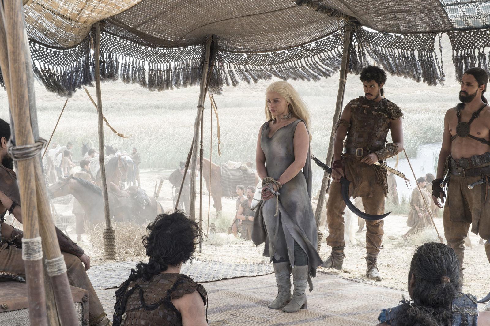 Game of Thrones: 6. kausi vihdoinkin!