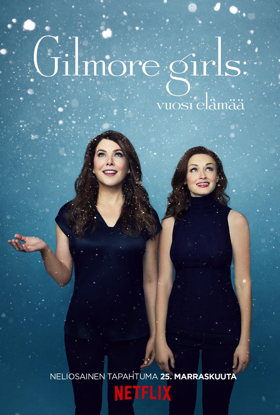 Gilmore Girls: Ensimmäinen traileri + ihania kuvia!
