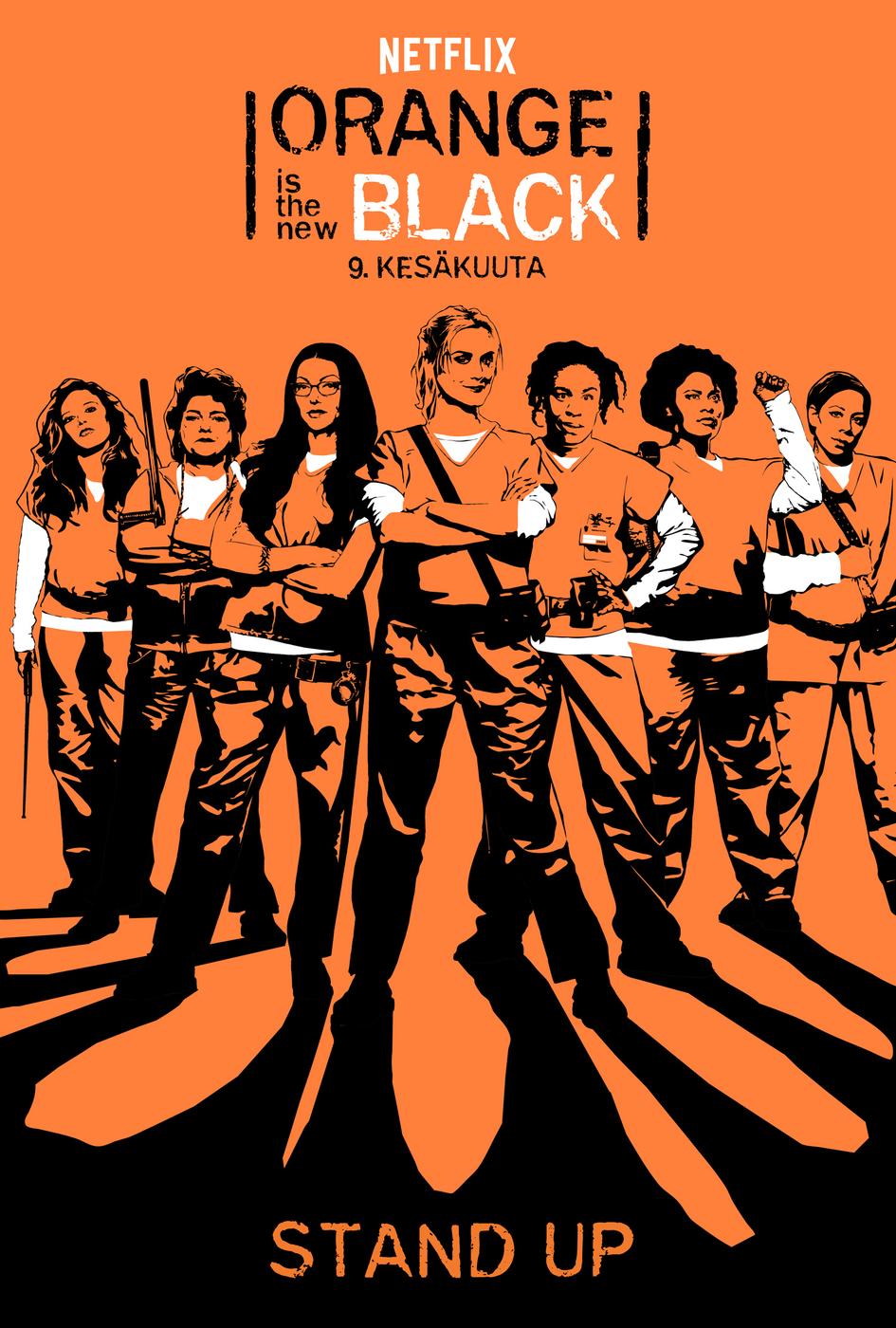 Orange Is the New Black: 5. kausi N-Y-T!